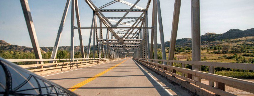 Watford City ND - Bridge