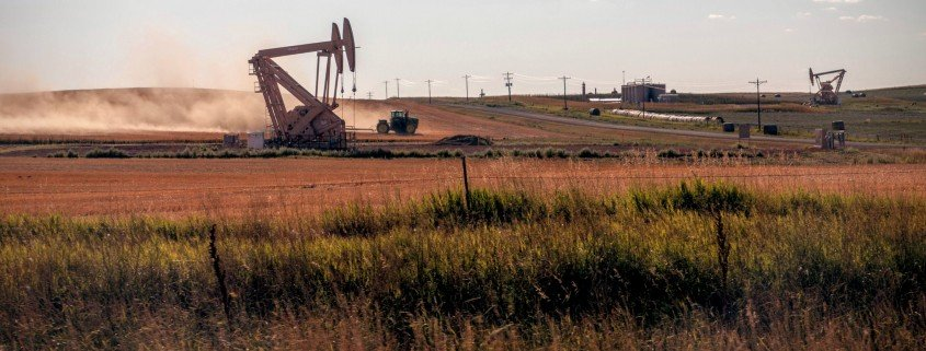 Dickinson, ND - Oil Patch
