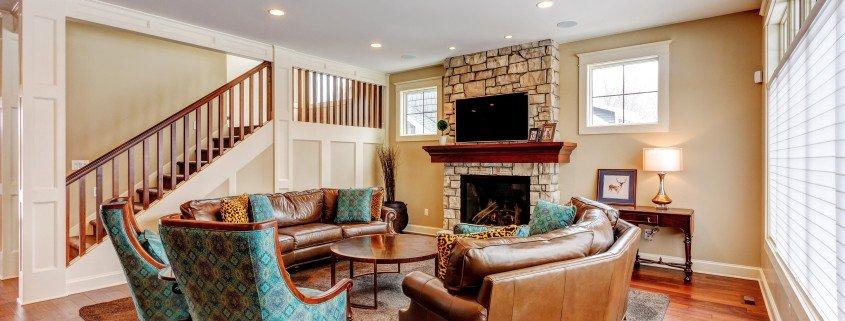 home living area